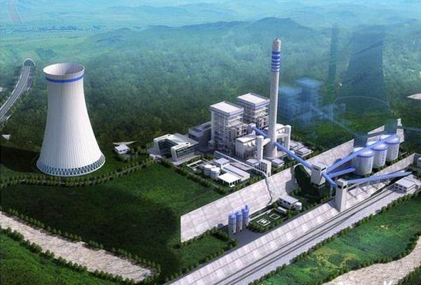 十堰京能电厂
